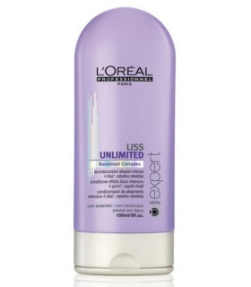 L'Oreal Expert Acondicionador Liss Unlimited 150ml