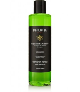 Philip B Peppermint & Avocado Champú 350ml