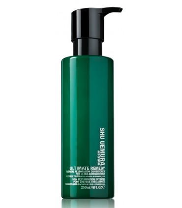 SHU UEMURA ULTIMATE REMEDY EXTREME RESTORATION CONDITIONER FOR ULTRA-DAMAGED HAIR 250ML