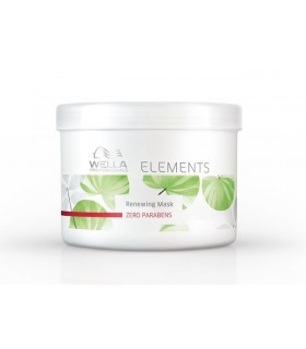 Wella Elments Mascarilla 500ml