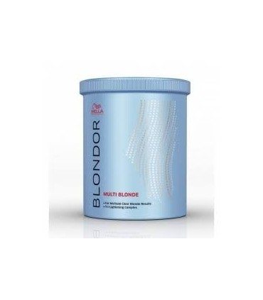 Wella Multi Blonde Powder Decolorante 800gr