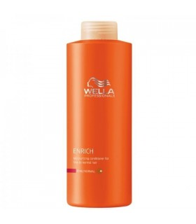 Wella Enrich Acondicionador Cabello Fino / Normal 1000ml