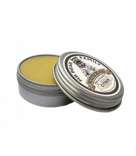 Mr Bear Family Moustache Wax Citrus Cera Bigote 30ml