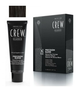 American Crew Precision Blend Color Oscuro 2/3 3x40ml