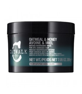 Tigi Catwalk Oatmeal & Honey Mascarilla 200g