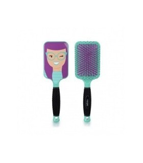 Bifull Cepillo Raqueta Girls Green