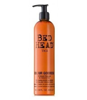 Tigi Bed Head Color Goddess Oil Infused Champú 400ml