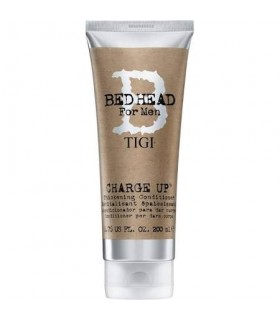 Tigi Bed Head For Men Charge Up Densificante Acondicionador 200ml