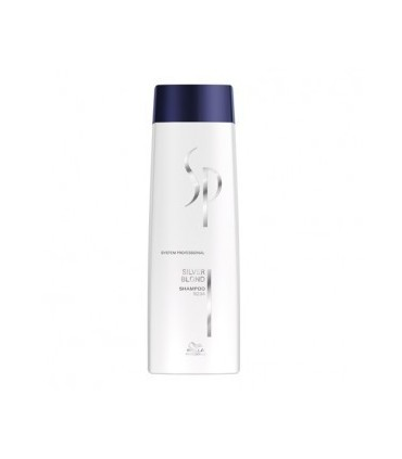 System Professional Silver Blond Champú 250ml