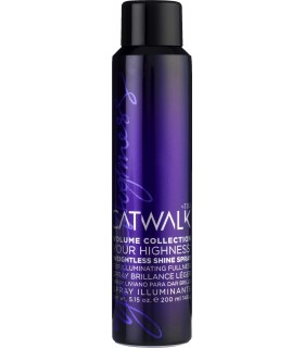 TIGI - YOUR HIGHNESS WEIGHTLESS SHINE SPRAY 200 ML
