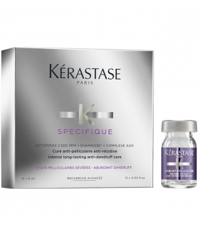 Kérastase Specifique Cure Anti-Pelliculaire Ampollas 12x6ml