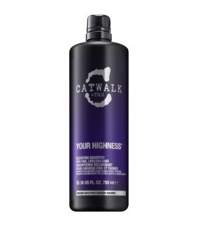 TIGI - YOUR HIGHNESS SHAMPOO 750 ML