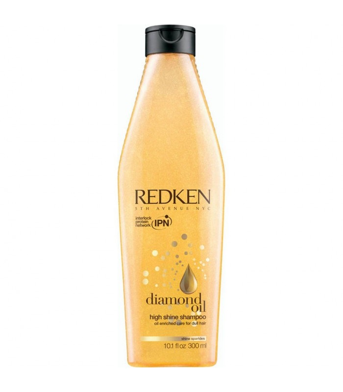 Redken Diamond Oil High Shine Champú 300ml