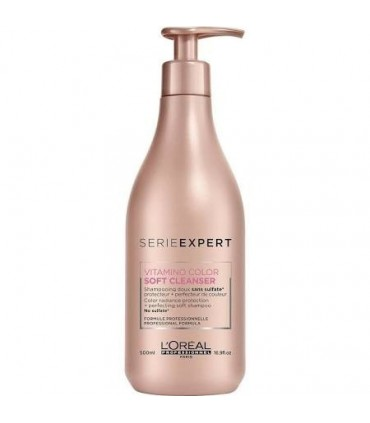 L'Oréal Vitamino Color A-Ox Soft Cleanser Champú 500ml