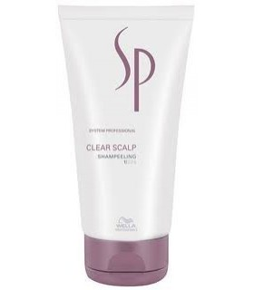 System Professional Clear Scalp Shampeeling 150ml