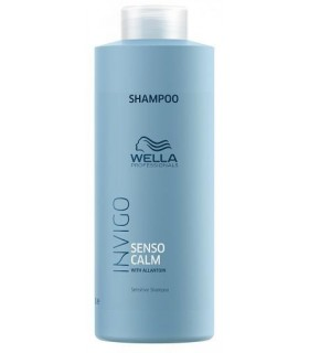 Wella Balance Senso Calm Shampoo 1000ml