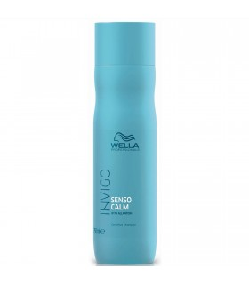Wella Balance Senso Calm Shampoo 250ml