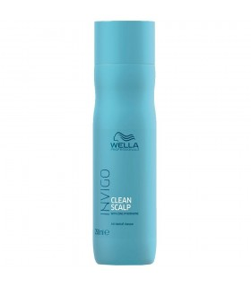 Wella Balance Clean Scalp Shampoo 250ml