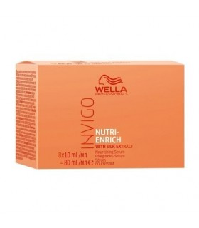 Wella Nutri Enrich Repair Serum 8 x 10ml