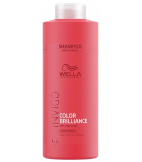 Wella Color Brilliance Shampoo Fine / Normal Hair 1000ml