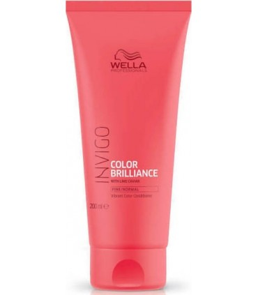 Wella Color Brilliance Acondicionador Cabello Fino / Normal 200ml