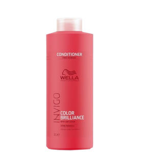 Wella Color Brilliance Conditioner Fine / Normal Hair 1000 ml