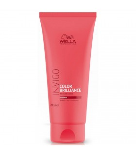 Wella Color Brilliance Acondicionador Cabello Grueso 200ml