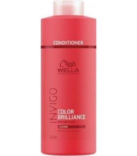Wella Color Brilliance Conditioner Coarse Hair 1000 ml