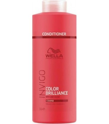 Wella Color Brilliance Acondicionador Cabello Grueso 1000ml