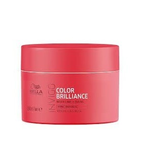 Wella Color Brilliance Mascarilla Cabello Fino / Normal 150ml