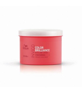 Wella Color Brilliance Mascarilla Cabello Fino / Normal 500ml