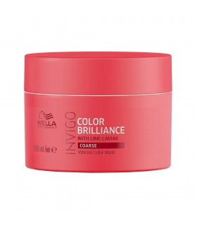 Wella Brilliance Mascarilla Cabello Grueso 150ml