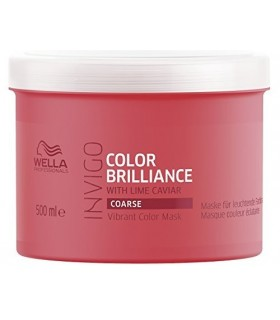 Wella Color Brilliance Mascarilla Cabello Grueso 500ml