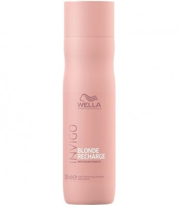 Wella Blonde Recharge Champú 250ml