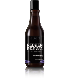 Redken Brews Silver Champúœ 300ml