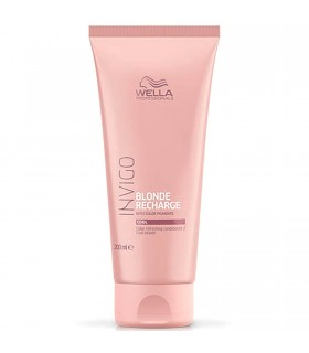Wella Blonde Recharge Cool Acondicionador 200ml