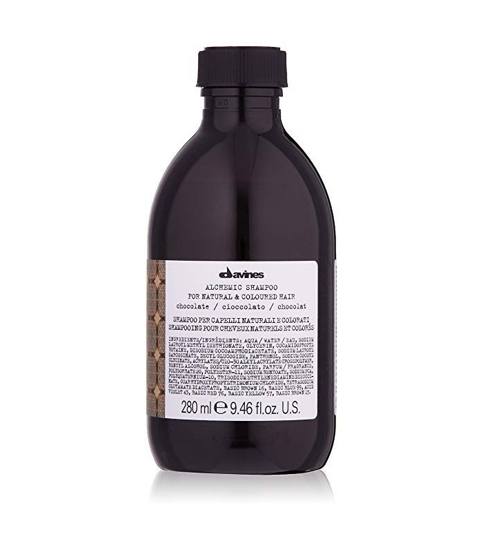 Davines Alchemic Champú Chocolate 280ml