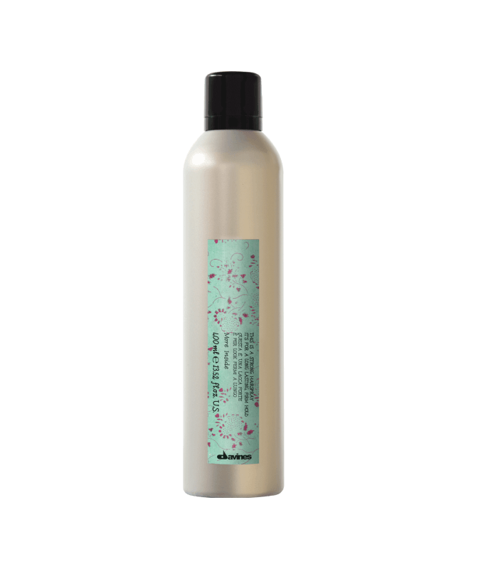 Davines More Inside Hold Hairspray 400ml