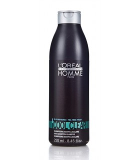 L'Oréal Homme Champú Cool Clear 250ml