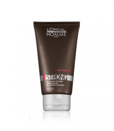 homme styling strong tubo 150 ml