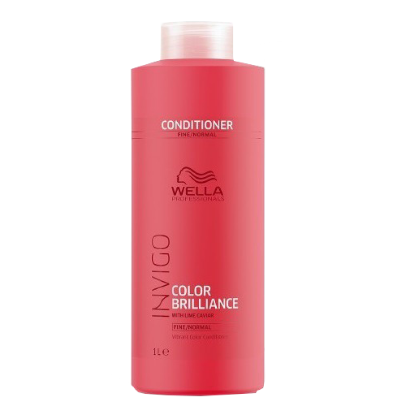 Wella Color Brilliance Acondicionador Cabello Fino / Normal 1000ml